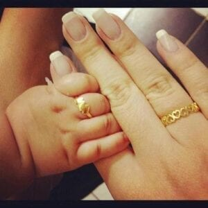 Babies And Maids Rings